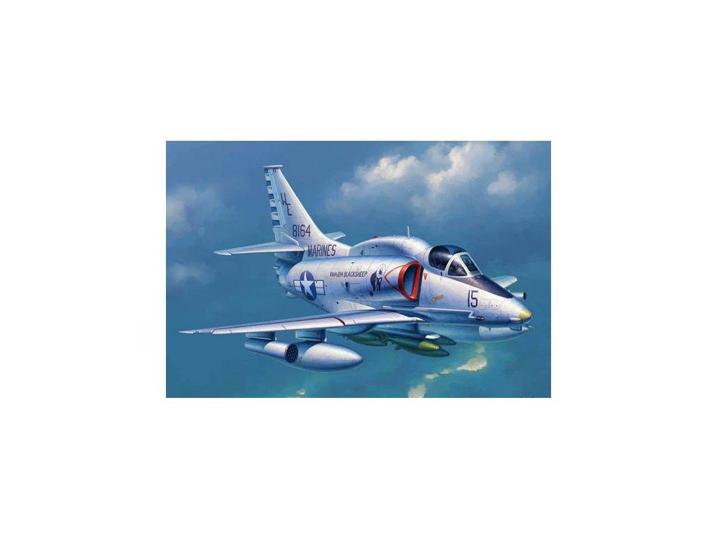 02268 A 4M Skyhawk