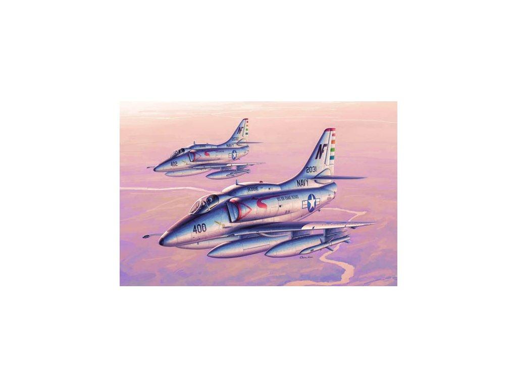 02267 A 4F Skyhawk