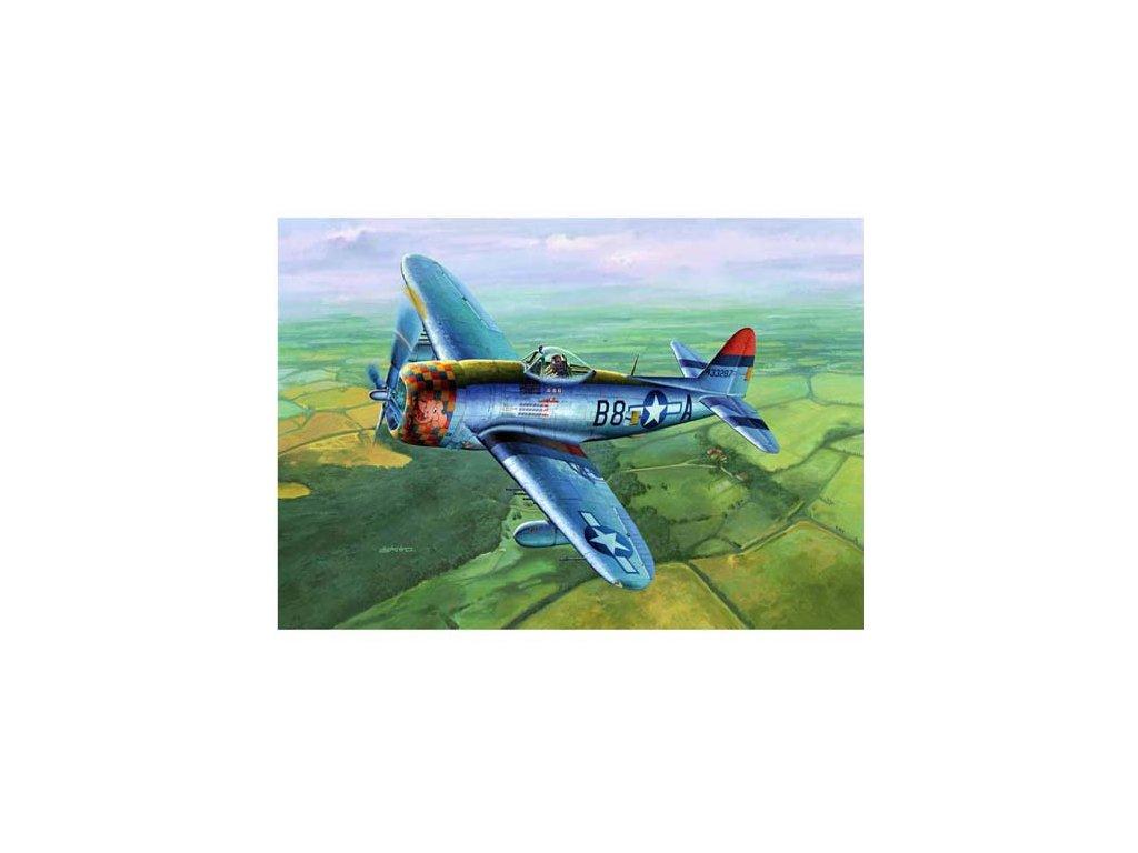 02264 P 47D 30 Thunderbolt (Dorsal Fin)