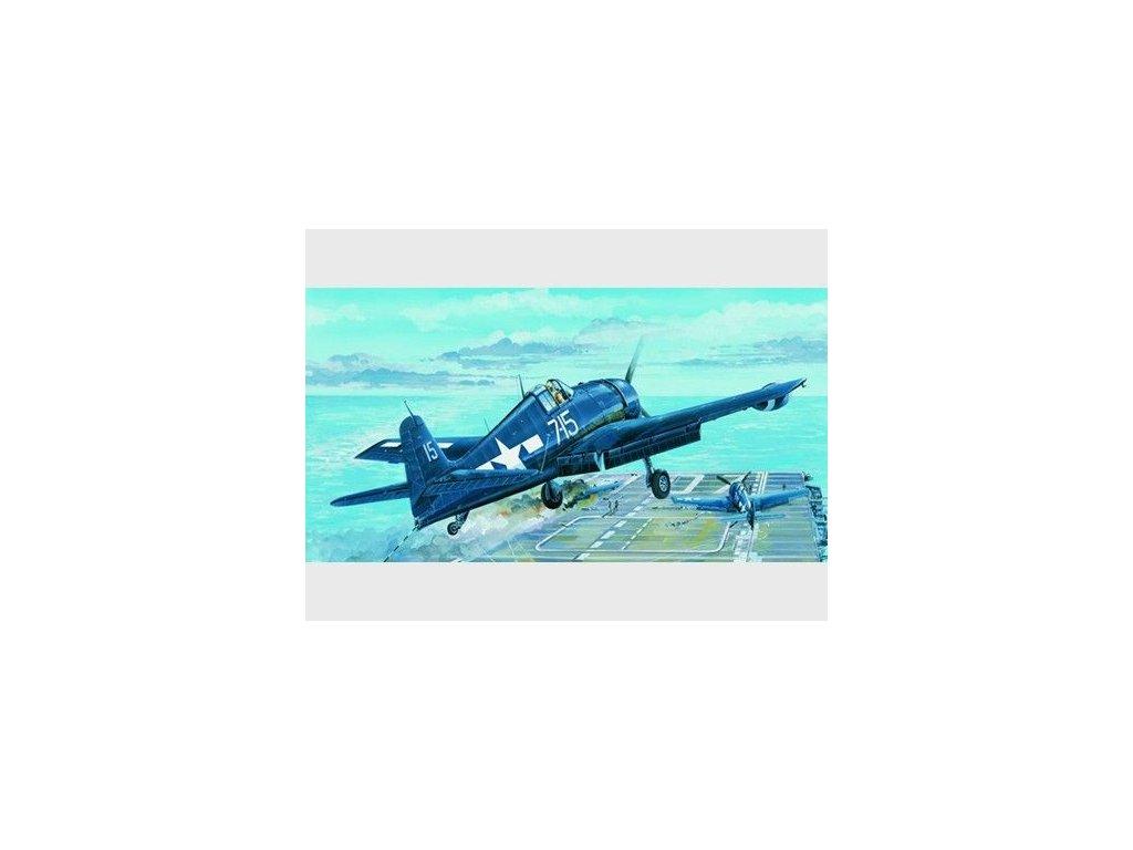 02259 F6F 5N Hellcat Night Fighter