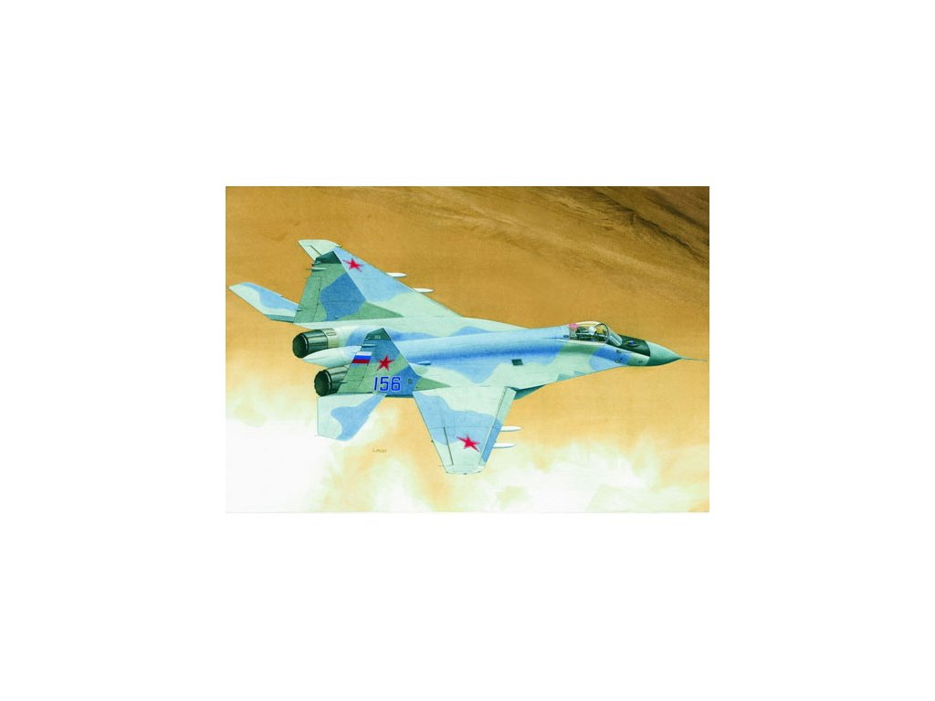 02238 Russia MIG 29M Fulcrum Fighter