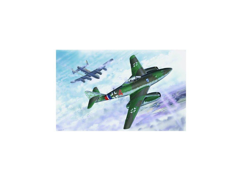 02235 Messerchmitt Me 262 A 1a