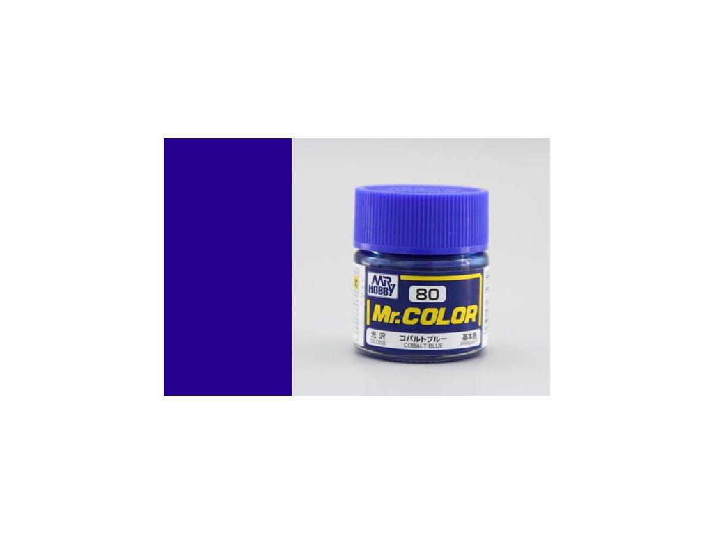 GNZC080 Cobalt Blue Kobaltová modrá