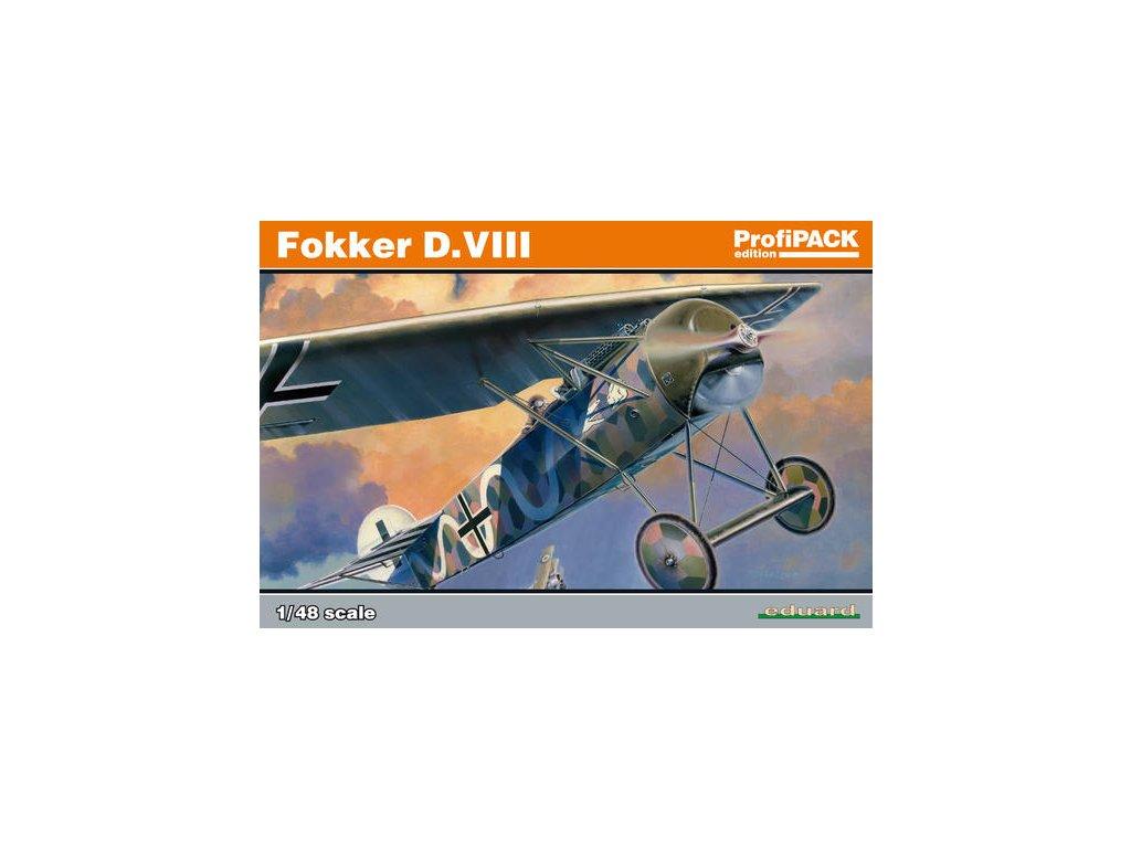 Fokker D. VIII EDU8085
