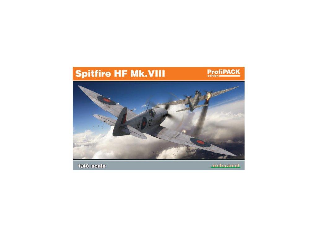 Spitfire HF Mk. VIII EDU8287