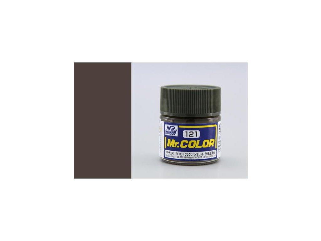 GNZC121 RLM81 Brown Violet Hnědo fialová