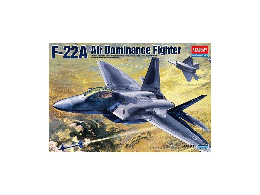 F 22A Raptor Academy