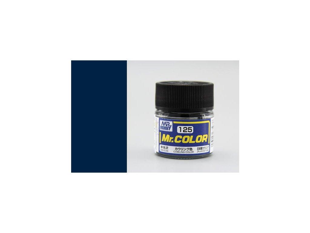 GNZC125 Cowling Color Barva motorového krytu