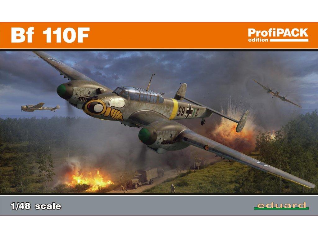 1/48 Bf 110F