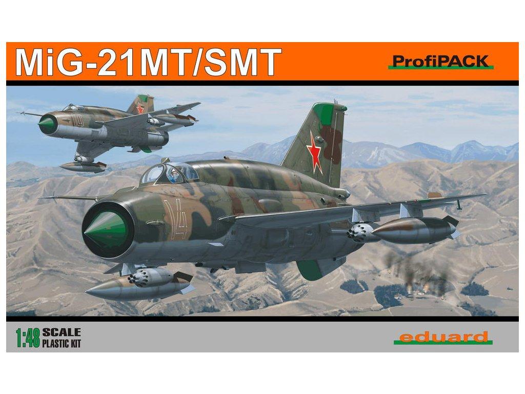 1/48 MiG-21SMT