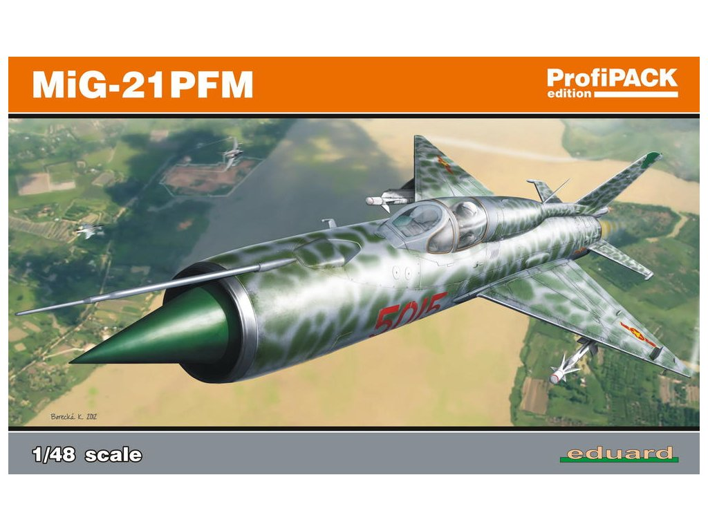 1/48 MiG-21PFM