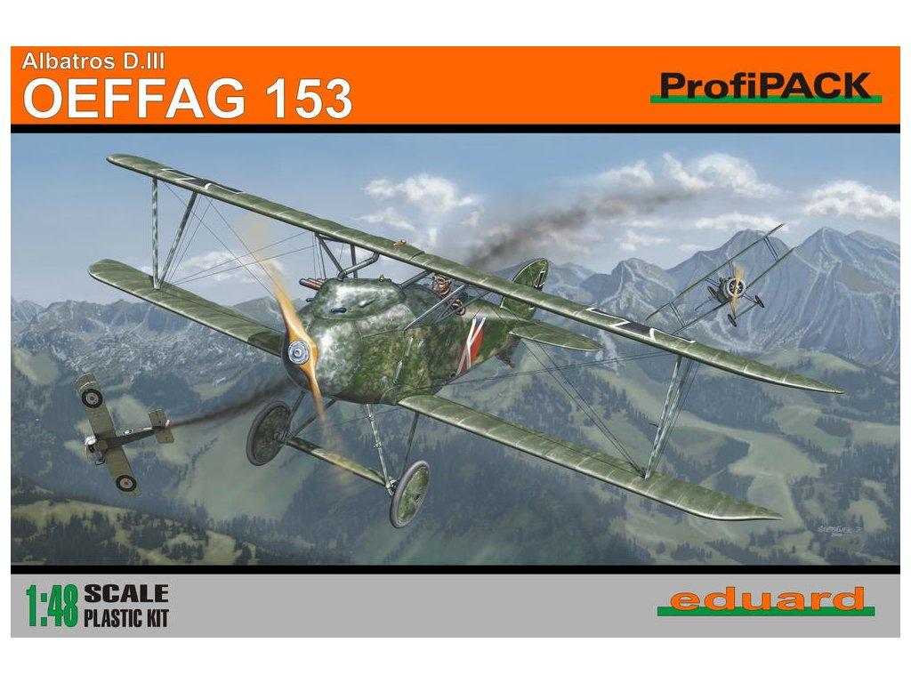 1/48 Albatros D.III OEFFAG 153