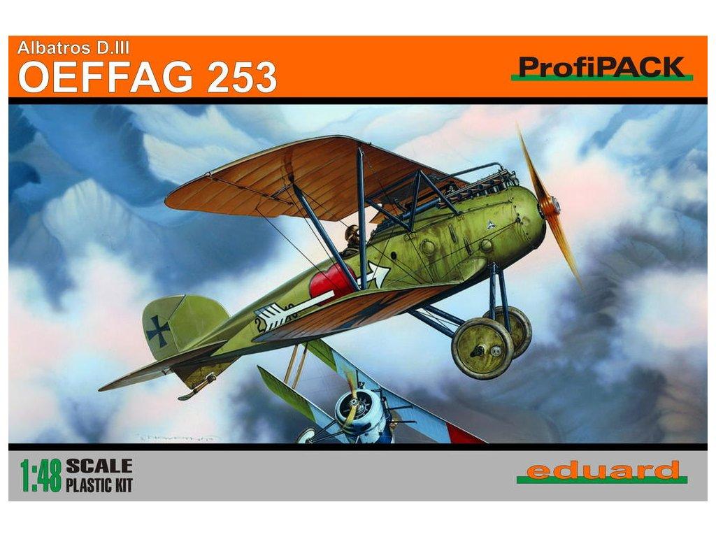 1/48 Albatros D.III OEFFAG 253