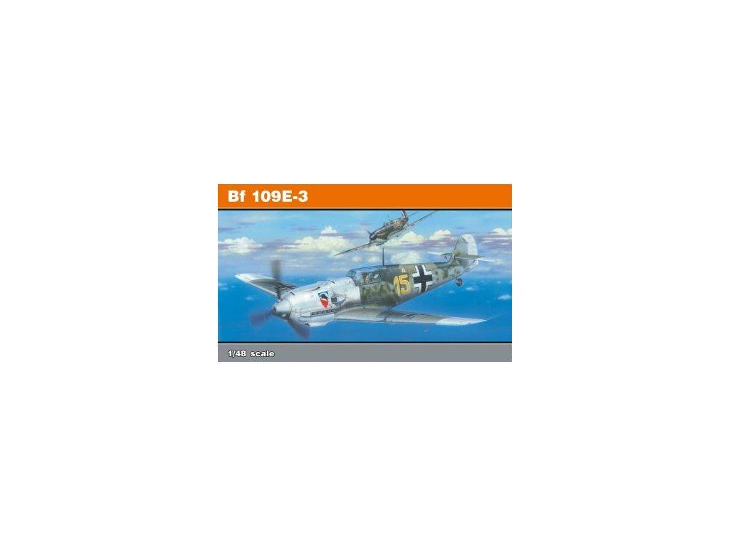 Bf 109E 3 EDU8262