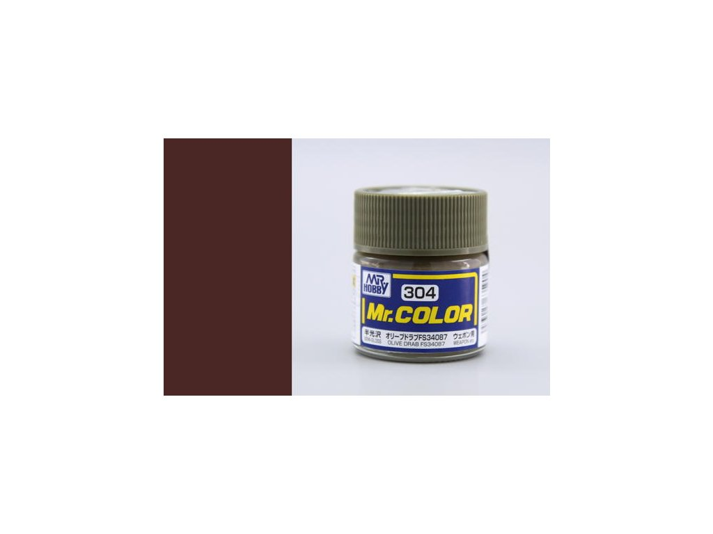 GNZC304 FS34087 Olive Drab Olivová tmavá