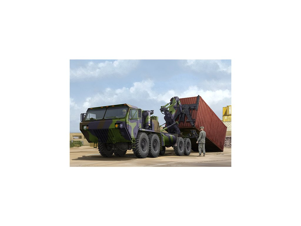 HEMTT M1120 Container Handing Unit (CHU) 01064