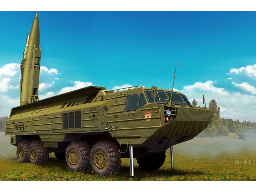 Soviet 9K714 OKA (SS 23 Spider) 82926