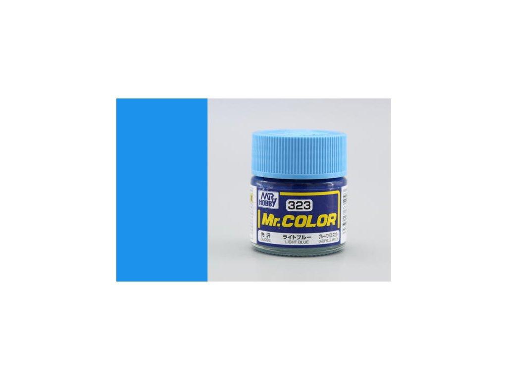 GNZC323 Light Blue Světle modrá
