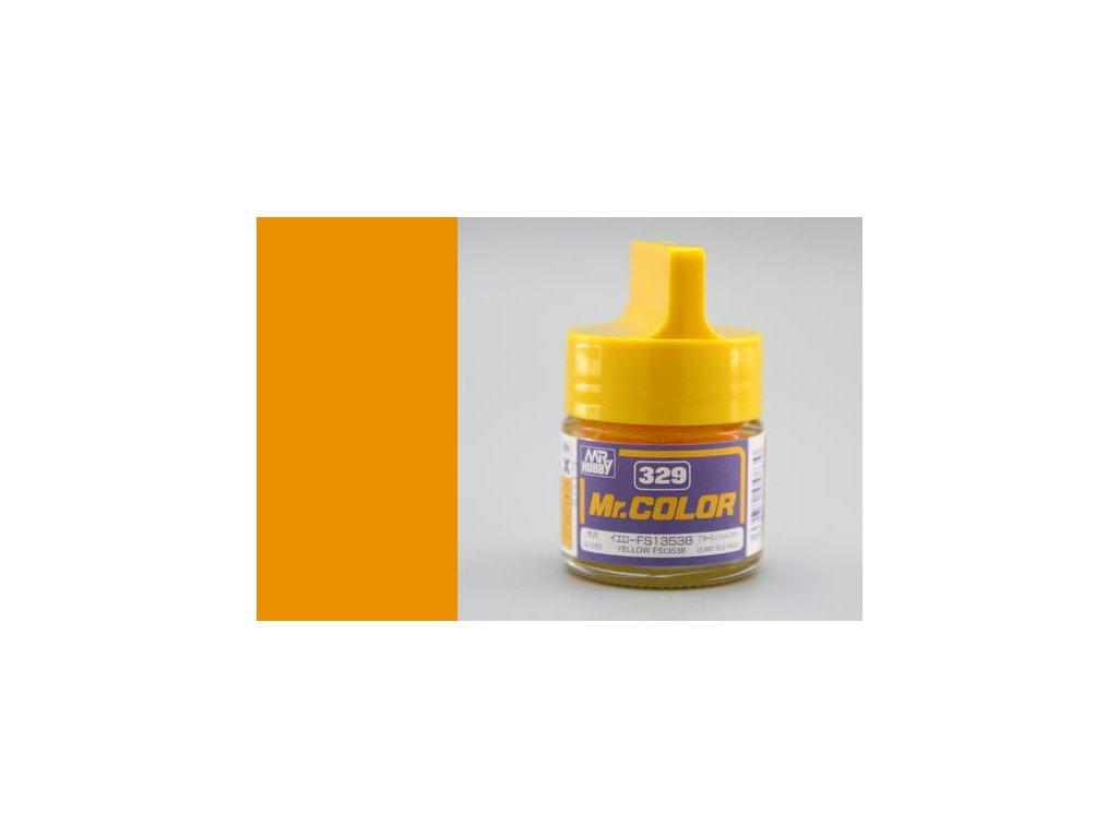 GNZC329 FS13538 Yellow Žlutá