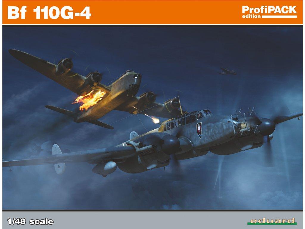 1/48 Bf 110G-4 (ProfiPACK)