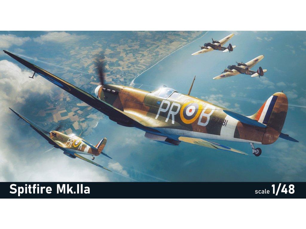 1/48 Spitfire Mk.IIa (Profipack)