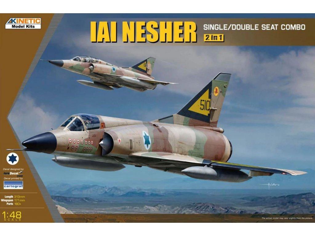 48056 IAI Nesher (single or twin seat)