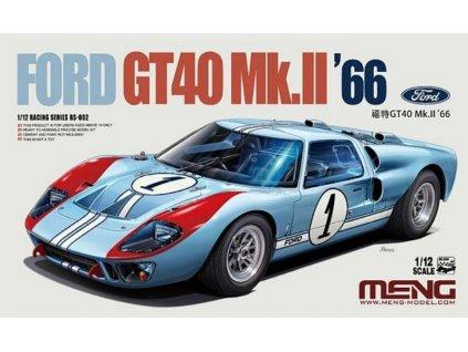 RS 002 Ford GT40 Mk.II'66