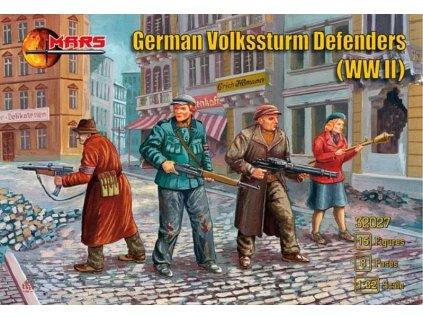 32027 German Volkssturm Defenders (WWII)
