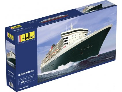 1/600 Queen Mary 2