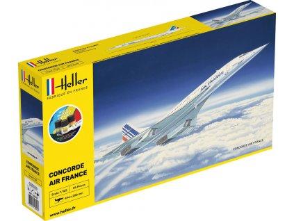 1/125 Concorde AF - starter kit