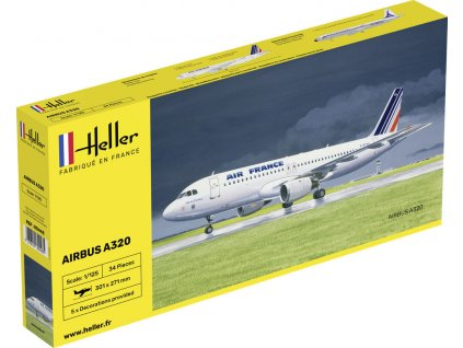 1/125 Airbus A 320 A - Starter kit