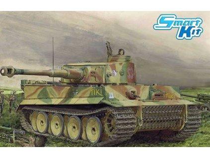 "Model Kit tank 6885 - Tiger I Early Production ""TiKi"" Das Reich Division (Battle of Kharkov) (SMART KIT)(1:35)"