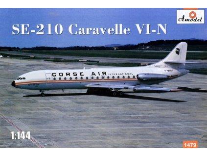 1/144 SE-210 Caravelle VI-N