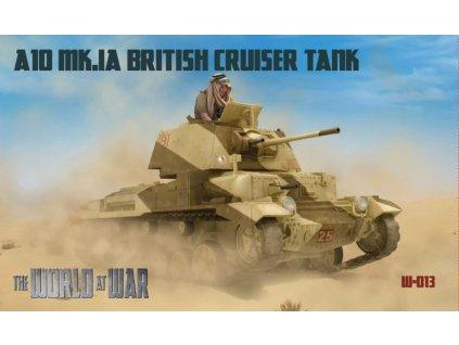 W 013 A10 Mk.1A British Cruiser Tank