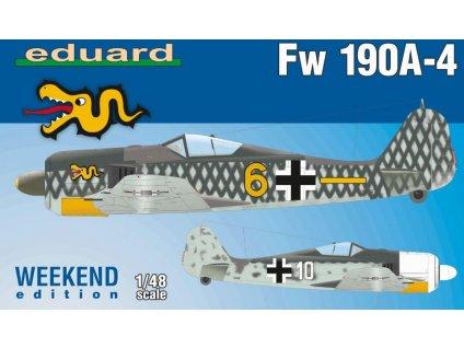 EDU84121 Fw 190A 4