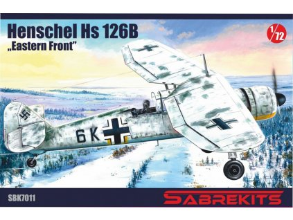 sbk7011 Henschel HS 126B Eastern Front