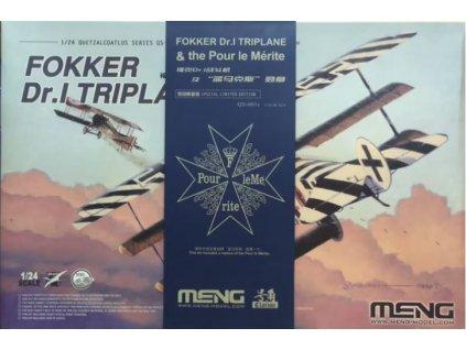 Meng qs 003s Fokker Dr. I