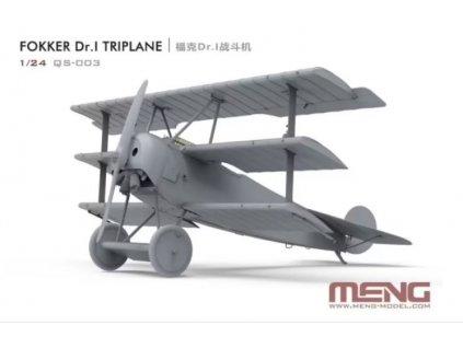 QS 003 Fokker Dr.I Triplane