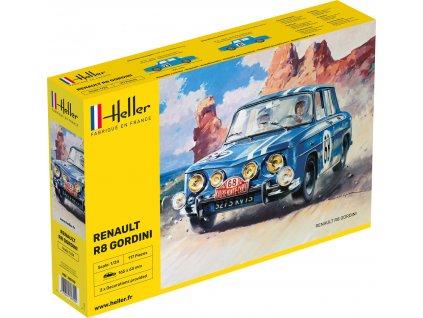 1/24 Renault R8 Gordini