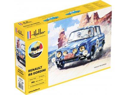 1/24 Renault R8 Gordini - starter kit