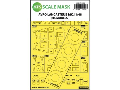 27479 200 m48006 avro lancaster mk.i outer side mask 01