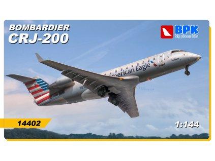 1/144 Bombardier CRJ 200 American Eagle