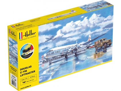 1/72 Douglas C-118 LIFTMASTER - starter kit