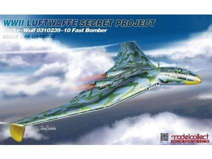 0005532 wwii luftwaffe secret project focke wulf 0310239 10 fast bomber