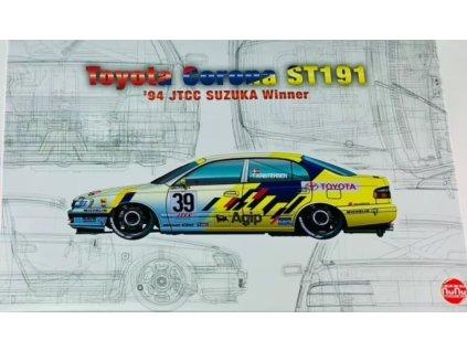 Toyota Corona ST191 1994 International Suzuka 500km Winner