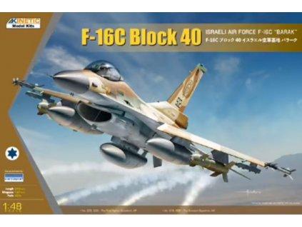 K48129 Barak Israeli Air Force F 16C Block 40