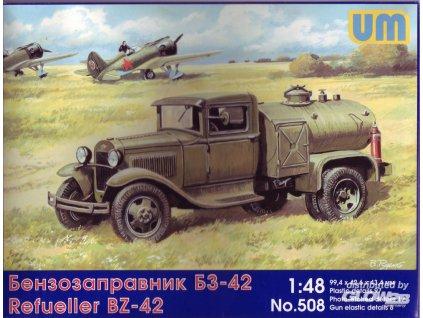 1/48 BZ-42 Refuel truck