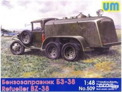 1/48 BZ-38 Refuel truck