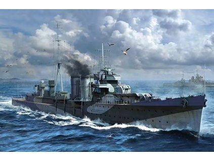 05363 HMS Colombo