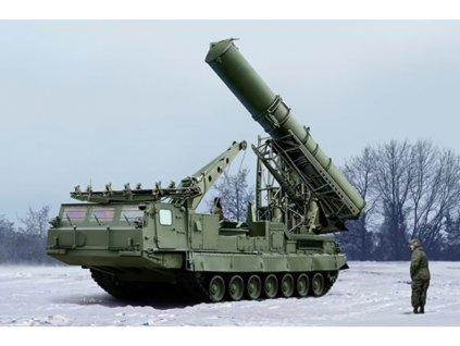 09521 S 300V 9A85 Launcher loader vehicle (LLV) 9M83 GLADIATOR